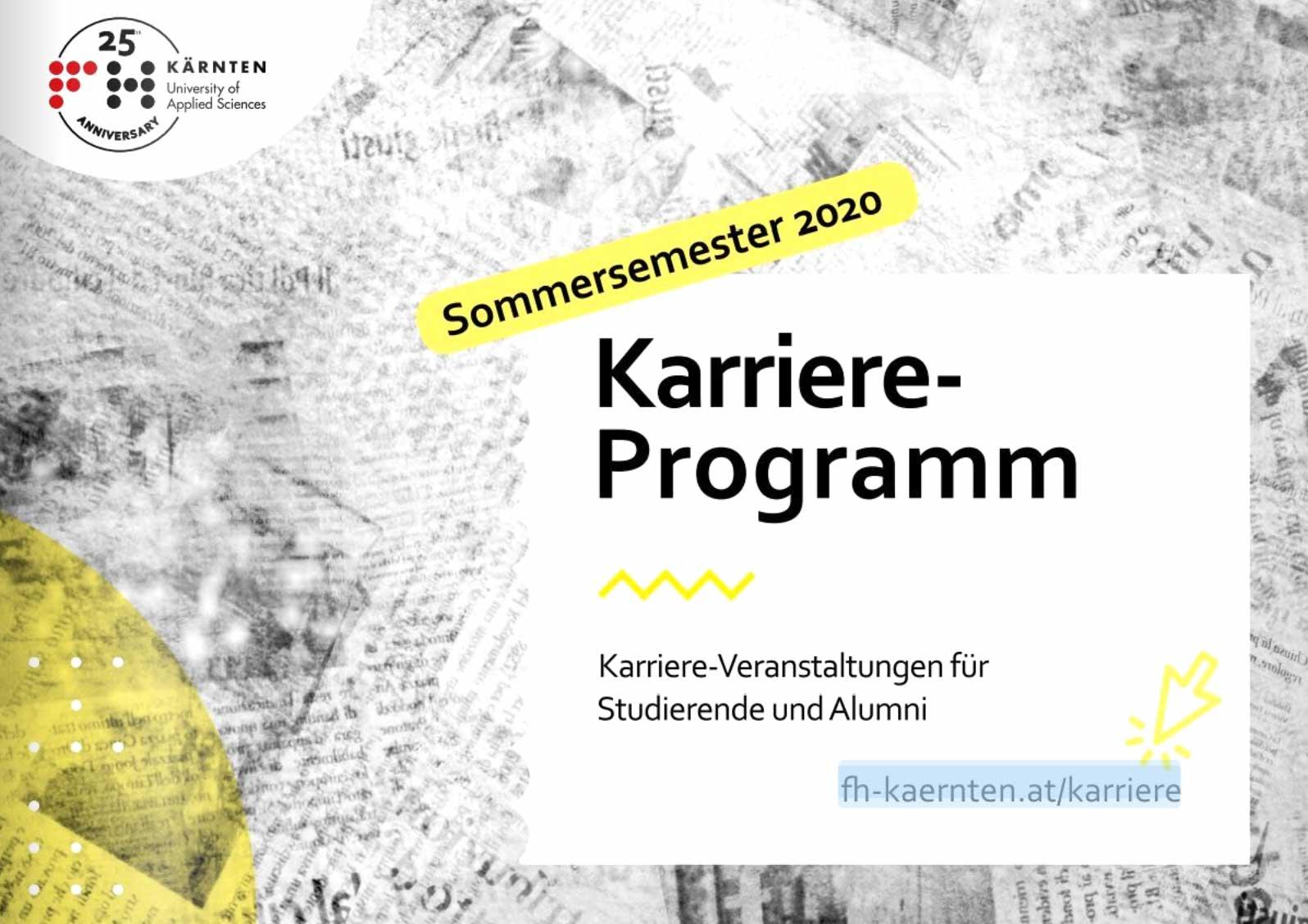 Sommersemester 2020