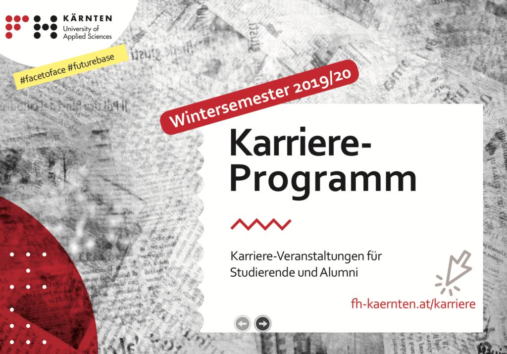 Wintersemester 2019-20